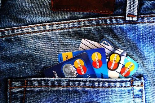 Credit kaarten