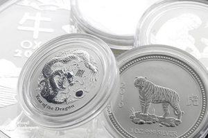 zilveren munten verkopen